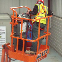 IPAF and PASMA safety harness training courses in Leeds, Bradford and Sheffield