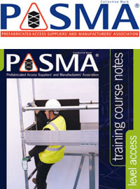 IPAF and PASMA training courses for low level access in Leeds, Bradford and Sheffield