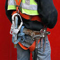IPAF safety harness training courses in Leeds, Bradford and Sheffield