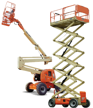 IPAF 3A 3B Machinery