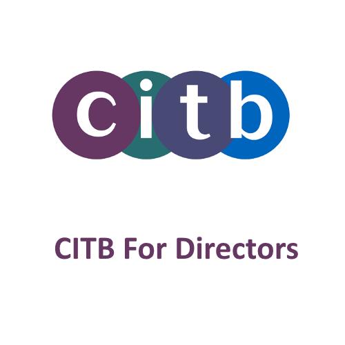 CITB For Directors Logo