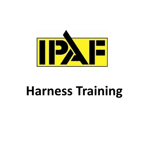 IPAF Harness Training Logo