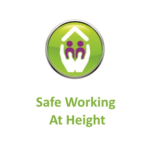 TMSC Safe Working At Height Logo