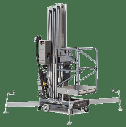 IPAF PAV (Push Around Vertical) Machinery