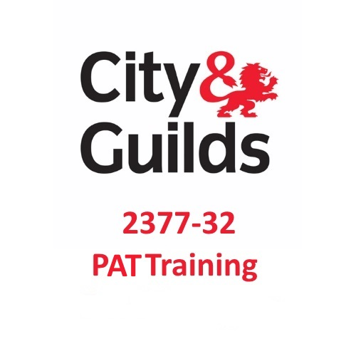 City & Guilds 2377-32 PAT Training Logo