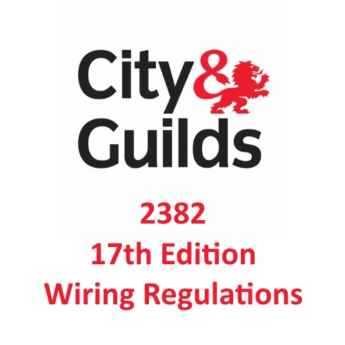 City & Guilds 2382 17th Edition Wiring Regulations Logo
