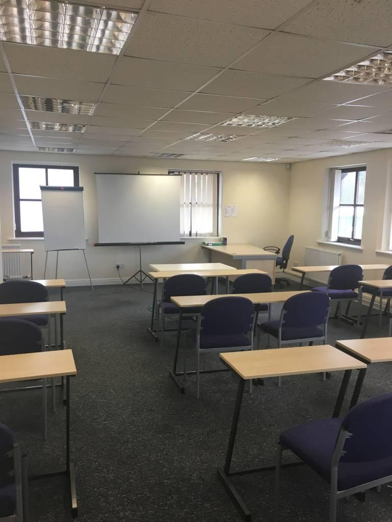 Empty Classroom 3
