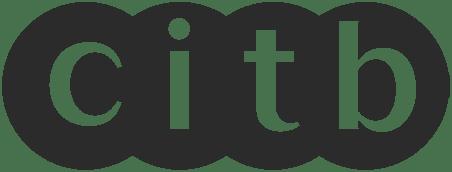CITB Logo Black & White