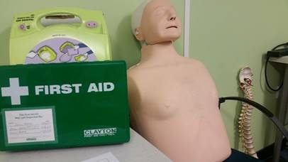 First Aid Training Equipment