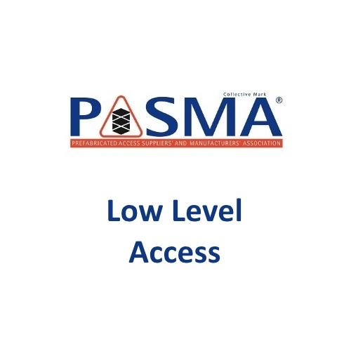PASMA Low Level Access Logo