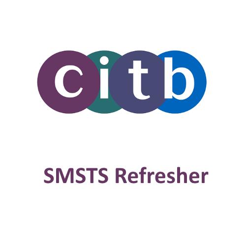 CITB SMSTS Refresher Logo