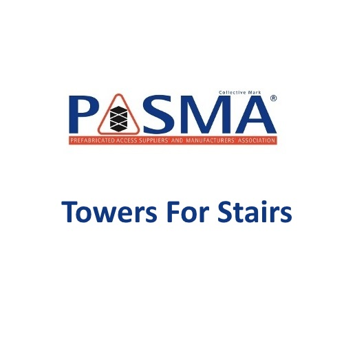PASMA Towers For Stairs Logo