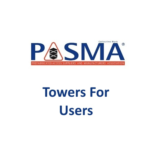 PASMA Towers For Users Logo