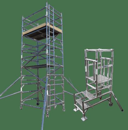 PASMA Access Tower