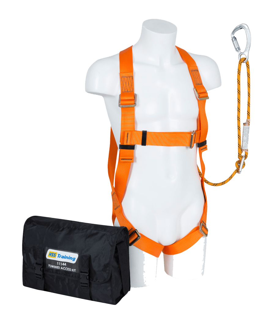 IPAF/MEWPS Safety Harness
