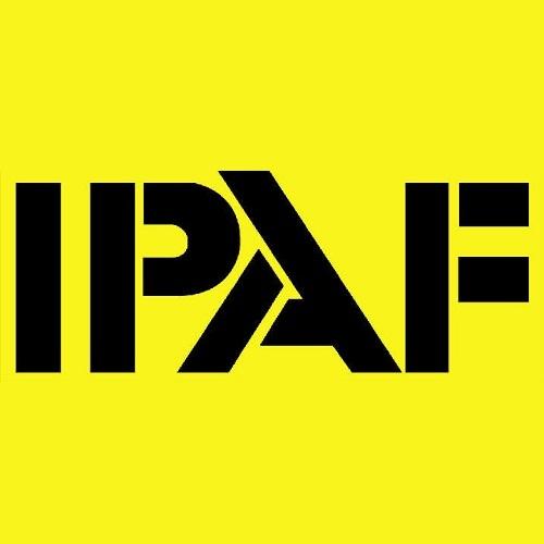 IPAF Logo Yellow